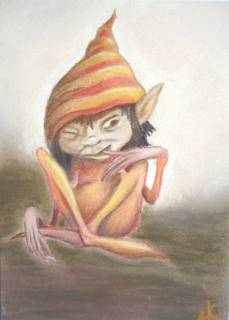 I love Brian Froud